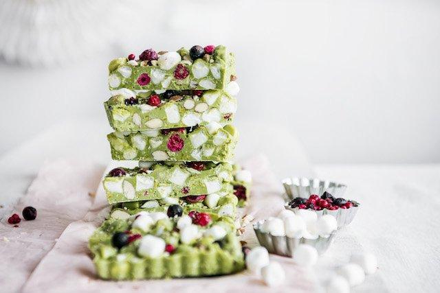 Superfood in der Weihnachtsbäckerei