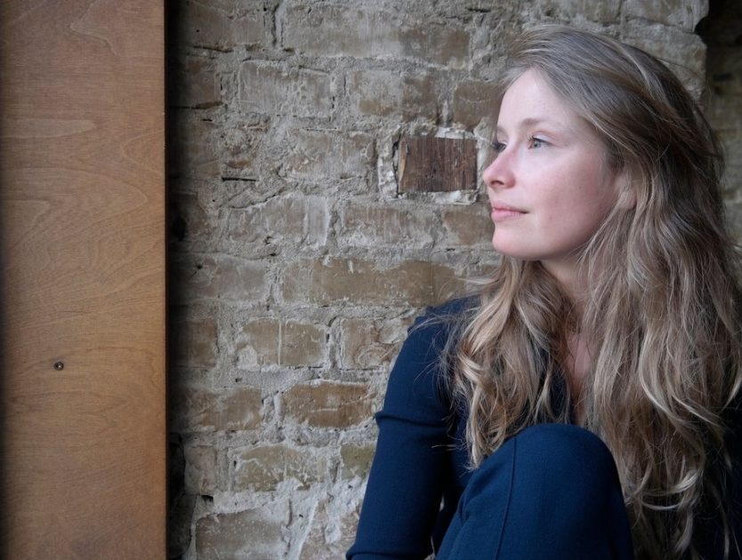 Odine Johne: Angst ist ein Trampolin