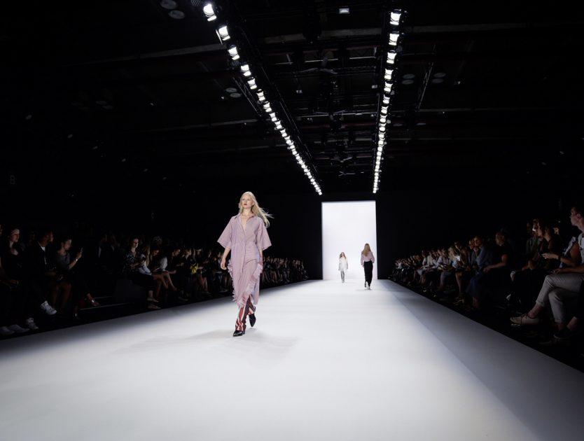 Das sind die wichtigsten Herbst/Winter 2018/2019 Trends der Berlin Fashion Week