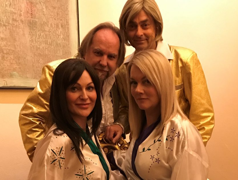 ABBA Deluxe: The Tribute Dinner Show