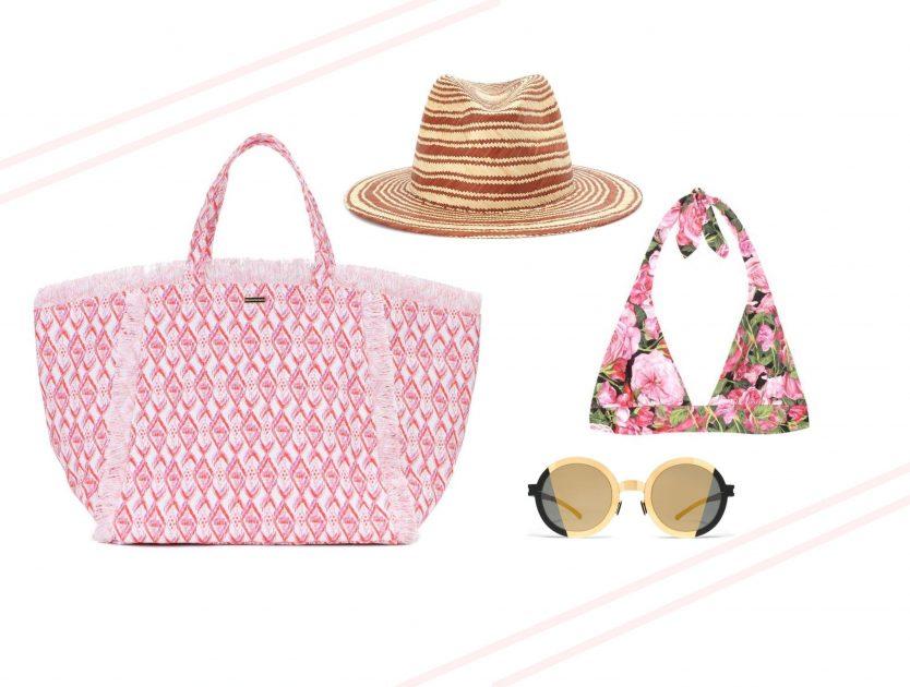 Pack die Badesachen ein: Schöne Strandtaschen!