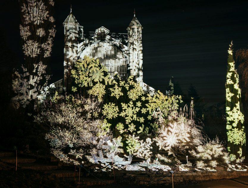 Christmas Garden Berlin: Eine magische Reise durch den Winter