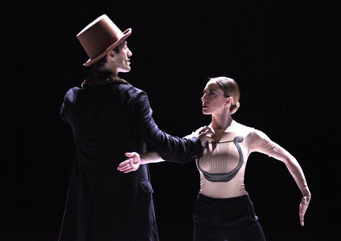 Event-Tipp: Gauthier Dance - Nijinski