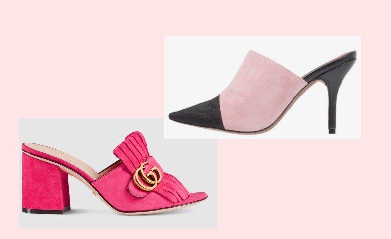 Mules: Schuhe einfach zum Verlieben!