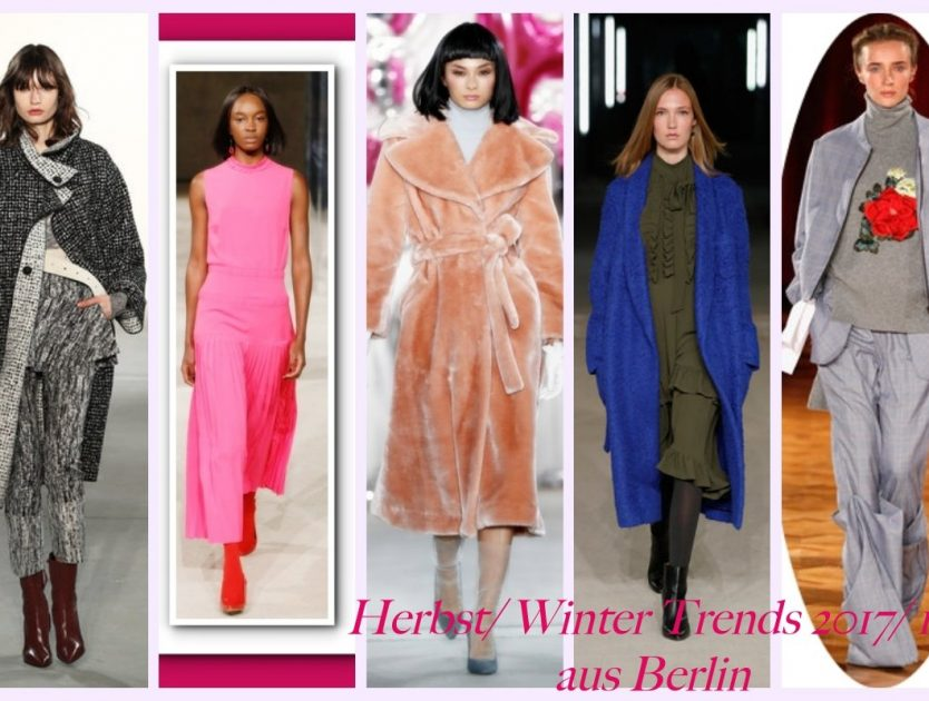 Berlin Fashion Week:  Von zarten Herbstblumen & toughem Casual Chic