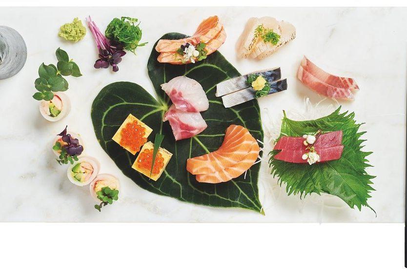 Sticks'n'Sushi: Japanische Küche, Tradition & nordische Aromen