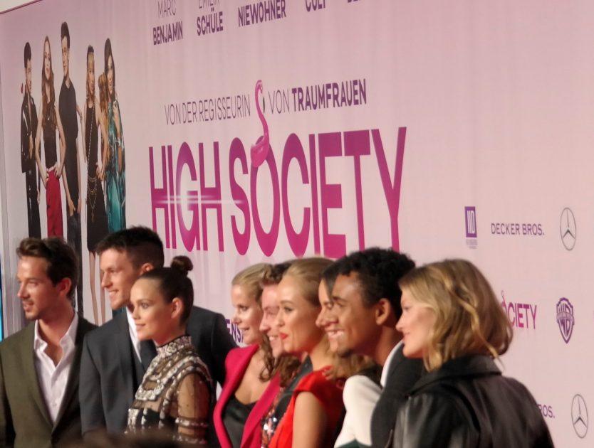 Gegensätze ziehen sich an! Der Film High Society!