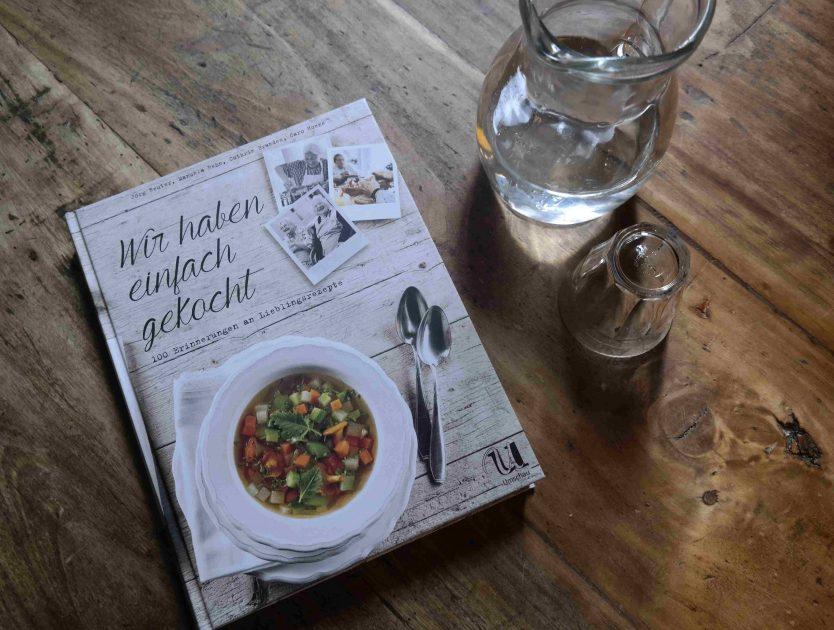 KOCHBUCH MIT KULTSTATUS: Wir haben einfach gekocht