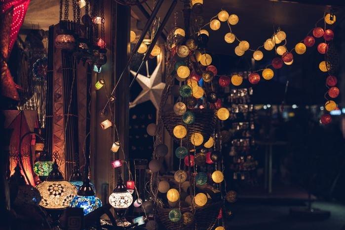 Besinnlicher Weihnachtsbasar auf Finnisch