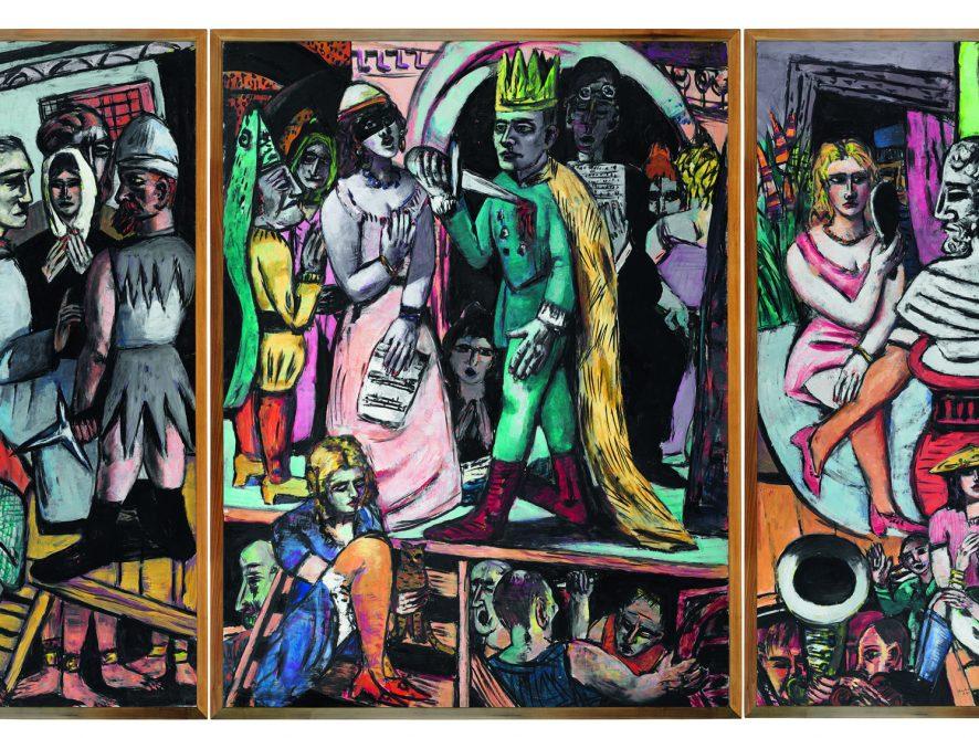 Max Beckmann Ausstellung: Die Welt als Bühne