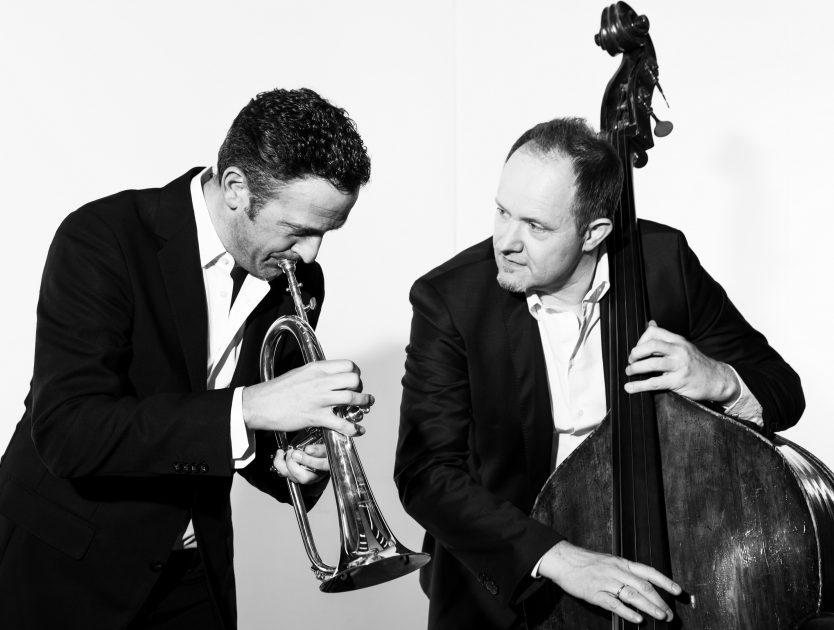 Till Brönner & Dieter Ilg live im Konzerthaus