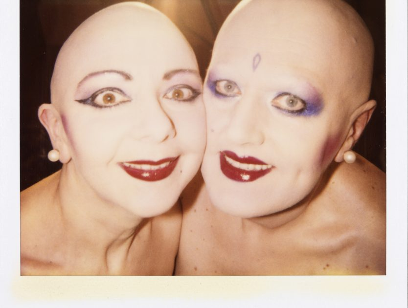 Kunst in Berlin: Eva & Adele – L'Amour du Risque