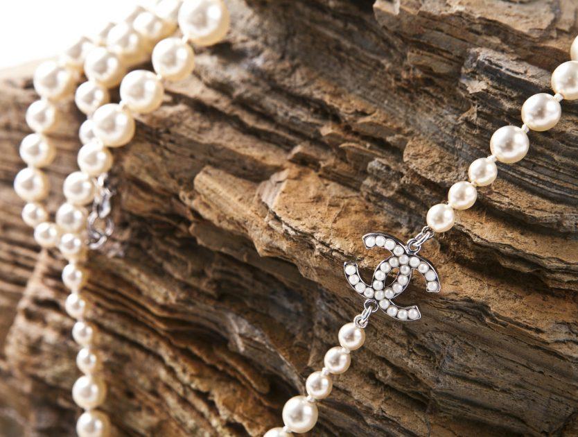 Das Comeback der Perlenketten