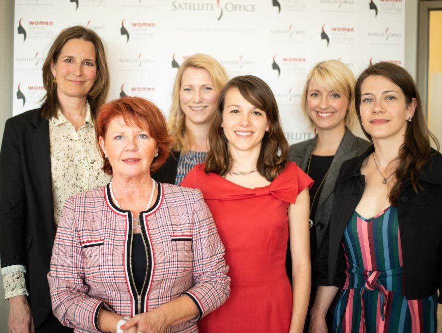 Hauptstadtnews: Starke Frauen - Die Gewinnerinnen der Women Startup Challenge 2018