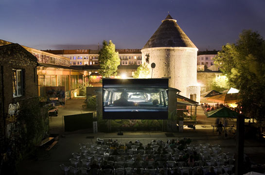 Start der Open-Air-Kino-Saison