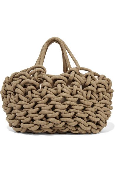 Fashion-Trend: Geflochtene Sommertaschen