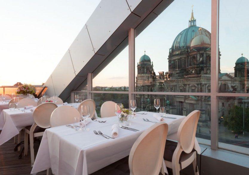 Summer in the City - Die schönsten Rooftop Bars in Berlin