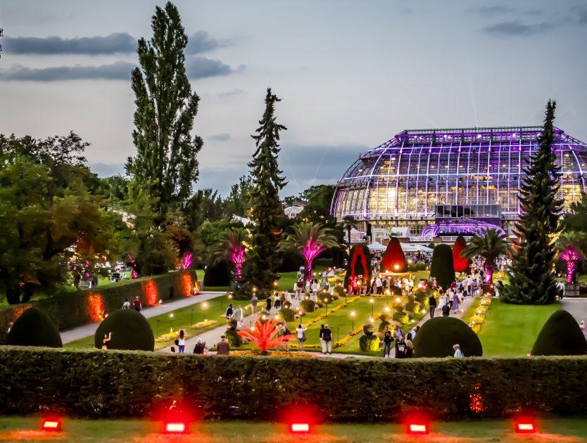 Veranstaltungstipps: GHOST- DAS MUSICAL, FINALE & DIE BOTANISCHE NACHT