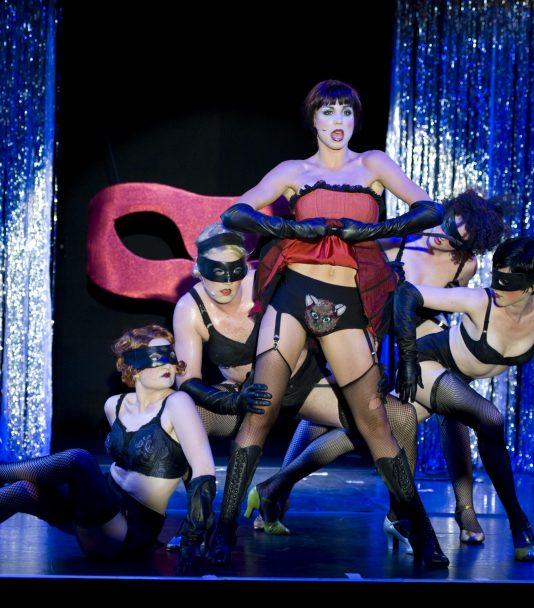 Veranstaltungstipps: Cabaret im Tipi am Kanzleramt und Astrid North in der Bar Jeder Vernunft