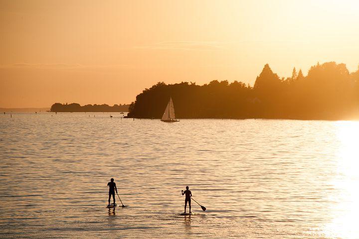 Wassersport in der Hauptstadt – die schönsten Locations am Wasser