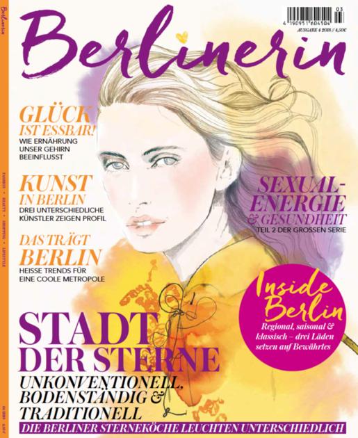 Herbst-News: Bald erscheint die neue Ausgabe der Berlinerin!