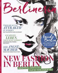 In der aktuellen Print-Ausgabe der Berlinerin sprachen wir mit Designer Dawid Tomaszewski über alles, was mit Mode zu tun hat, denn wenn jemand Bescheid weiß, dann er.