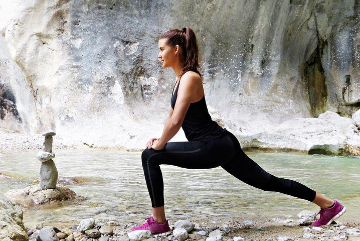 Herbst-Fitness: Bauch, Beine & Po für Zuhause
