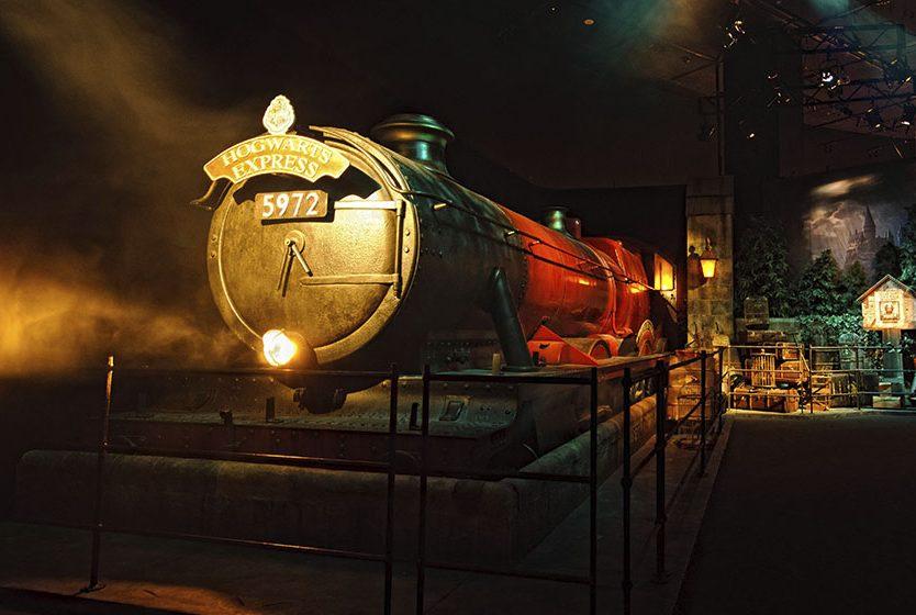 Ausflugstipp im Herbst:  Auf den Spuren von Harry, Hermine und Ron in der Harry Potter Ausstellung
