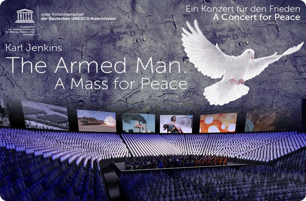 "Veranstaltungstipp: ""The Armed Man – A Mass for Peace"""