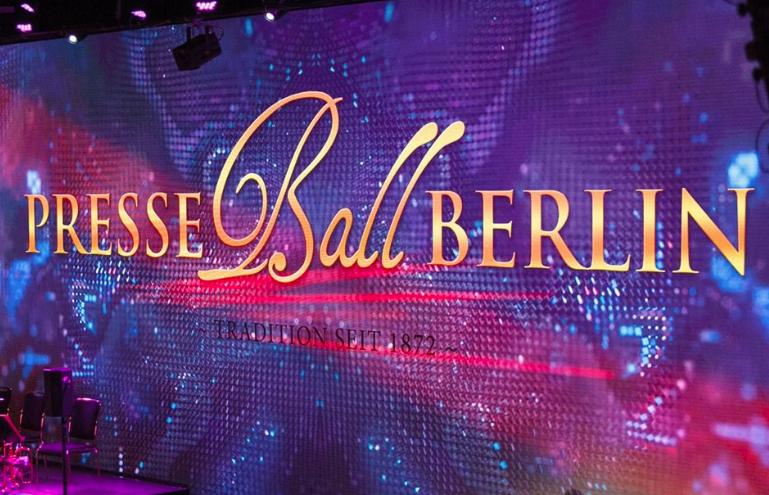"""Event-Highlight: 118. Presseball Berlin unter dem Motto """"70 Jahre Bundesrepublik Deutschland"""""""