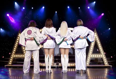 """Veranstaltungstipps in der Hauptstadt:  Die ABBA-Story """"Thank you for the music"""" & Evita"""