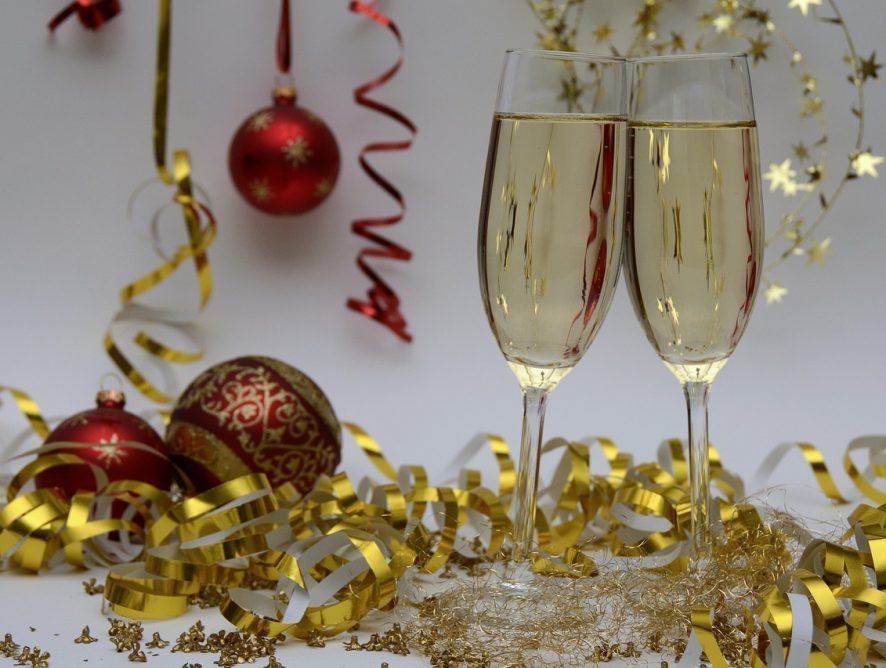 Silvester steht vor der Tür – unsere Tipps für das perfekte Outfit für einen spektakulären Jahreswechsel