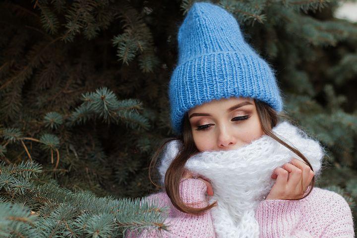 Schöne Winterhaut – so pflegen Sie sich richtig