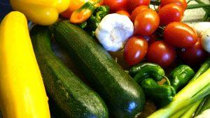 Gemüse ist im WInter besonders wichtig.