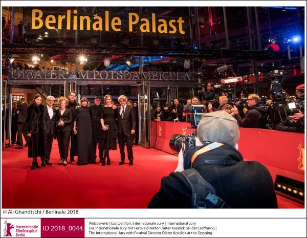 Feierliche Eröffnungsgala der 69. Berlinale
