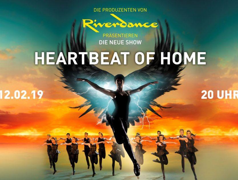 Veranstaltungstipps in der Hauptstadt: Show Heartbeat of Home