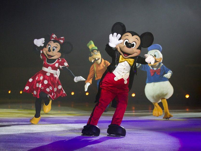 """Veranstaltungstipp: """" Die wundervolle Welt von Disney On Ice """""""