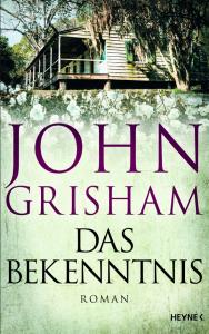 "Buchcover ""Das Bekenntnis""."