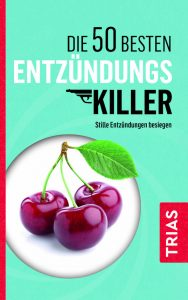 """Buchcover """"Die 50 besten Entzündungskiller""""."""