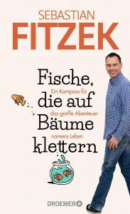 """Buchcover """"Fischer, die auf Bäume klettern""""."""