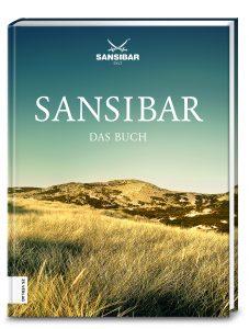 """Buchcover """"Sansibar-Das Buch""""."""