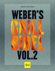 """Buchcover """"Grill Bibel""""."""