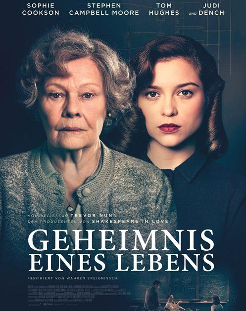 """Veranstaltungstipp: Kinostart von """"Geheimnis eines Lebens"""""""