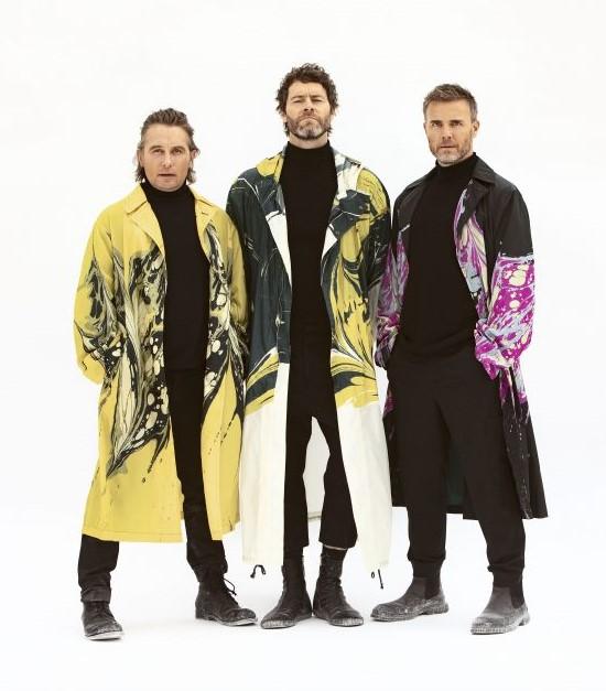 Veranstaltungstipp: Take That geht auf Tour