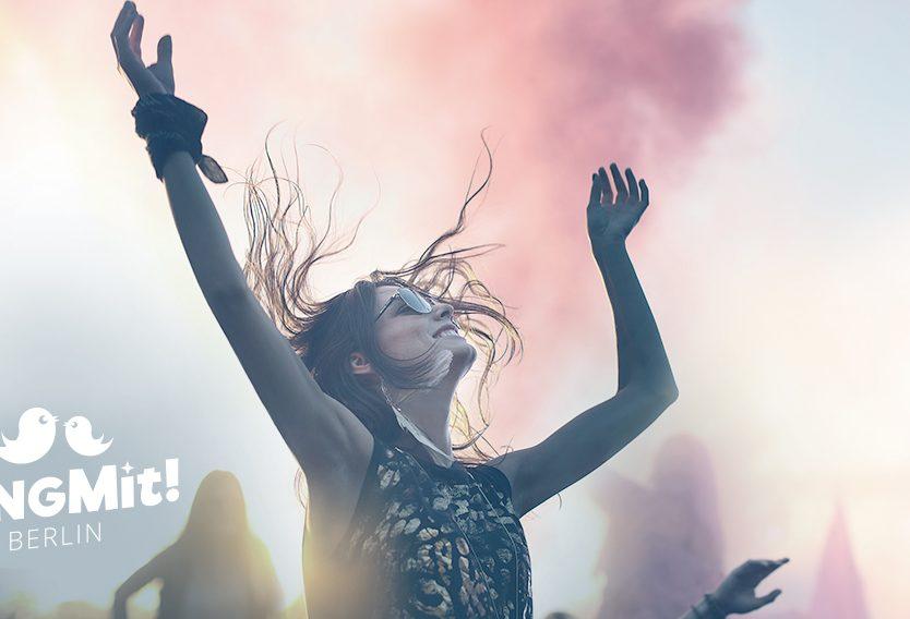 Veranstaltungstipp in der Hauptstadt: Sing Mit! Berlin