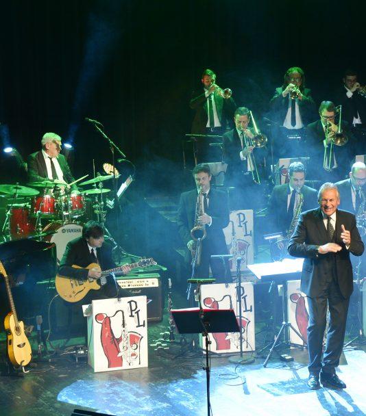 <b>Veranstaltungstipp in der Hauptstadt: Pepe Lienhard mit Big Band in Berlin</b>