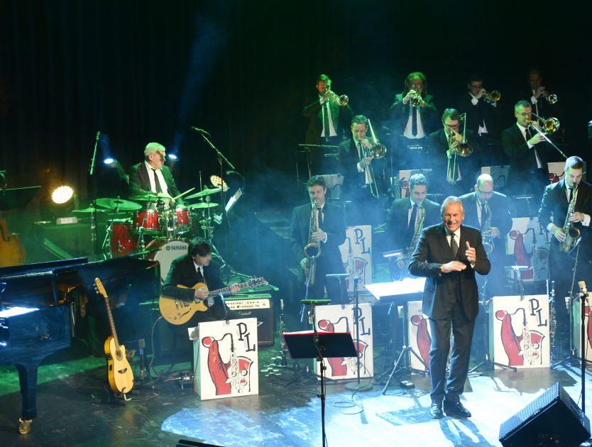 <b>Veranstaltungstipp: Pepe Lienhard mit Big Band in Berlin</b>