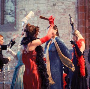 Oper: Der Barbier von Sevilla