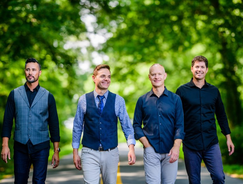 "THE PIANO GUYS  auf ""Limitless Tour"" Live in Berlin"