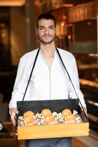 The Ritz Carlton, Pots Brunch